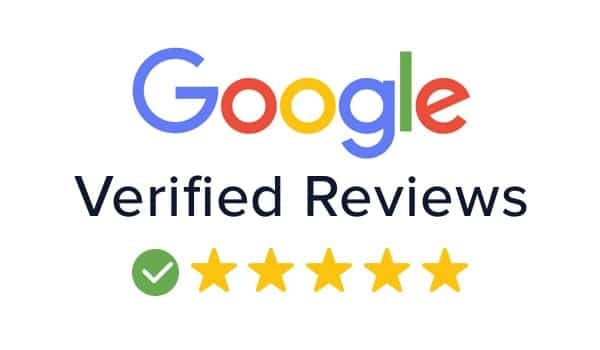 Simple Cremations 5 star reviews on Google
